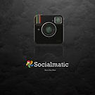 Socialmatic camera. Interesting.: Iphone Cases, Screen Digital, Project Status, Instagram Style Camera, Digital Cameras, Instagram Camera