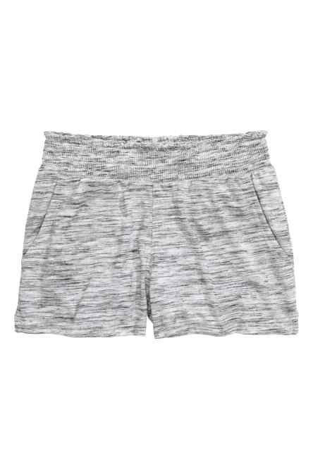Pantaloni scurți din jerseu