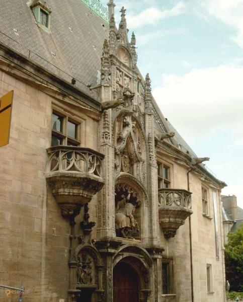 Лотарингский музей – #Франция #Лотарингия #Нанси (#FR_M) В музее показана история Лотарингии с древнейших времён до времени Империи.  ↳ http://ru.esosedi.org/FR/M/1000229003/lotaringskiy_muzey/