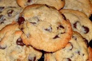 Original Toll House Chocolate Chip Cookie Recipe with Oatmeal