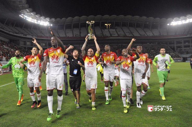 [Galería de fotos] ¡Somos campeones intercontinentales!