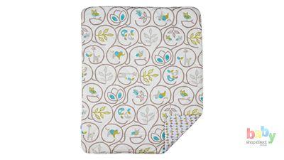 Living Textiles Animal Tree Cot Comforter Quilt Comforter