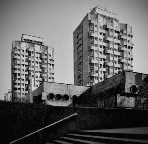 Manhattan, Wroclaw, Poland, 1967