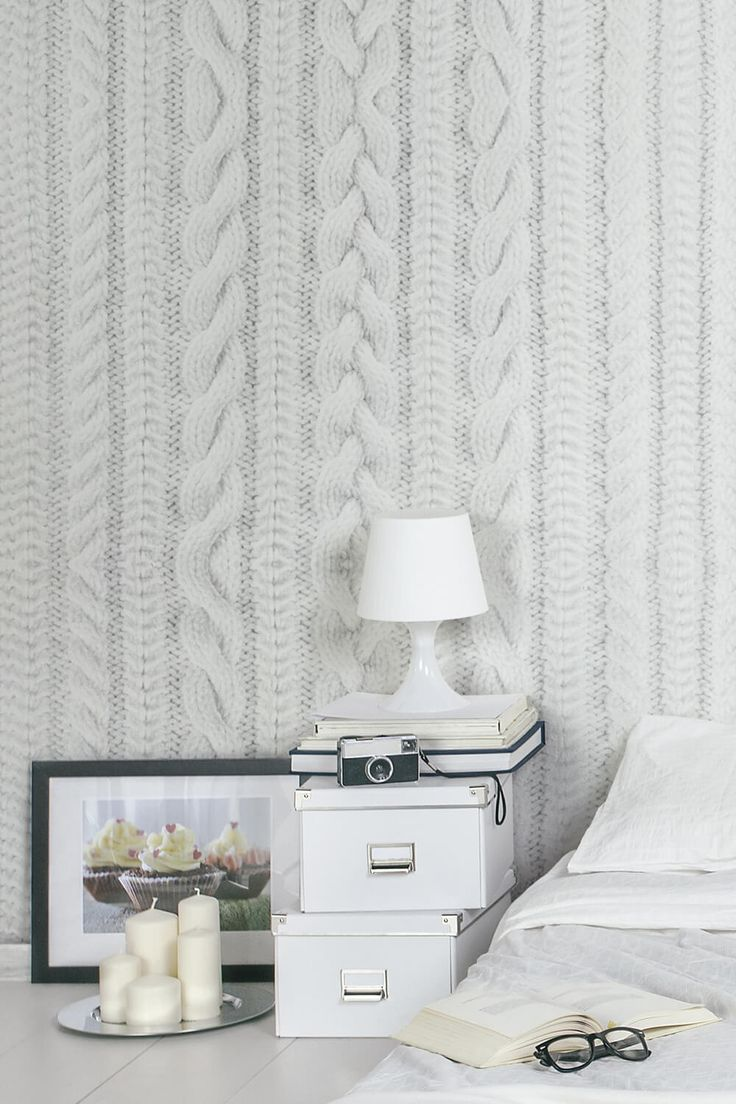 Create The Perfect Snug With This Knit Wallpaper Design. This Texture Wall  Mural Will Caress Part 66
