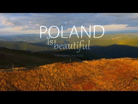 Poland is beautiful. Love this video :) Enjoy it and visit our Hotel Crown Piast & Park ***** in Cracow for Midsummers Eve:) www.hotelpiast.pl www.facebook.com/crownpiasthotelpark