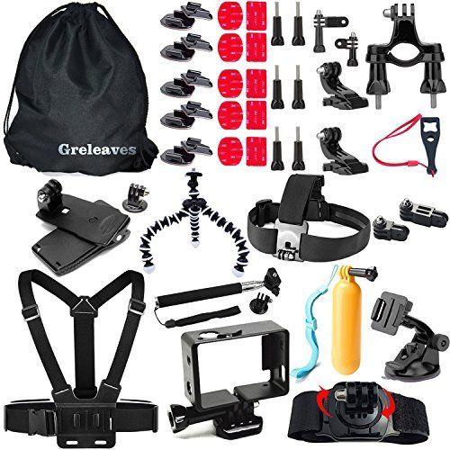 Vous avez probablement une GoPro ou bien une caméra d'action d'une marque quelconque. Avez-vous tous les accessoires nécessaires, afin de filmer dans n'importe quelles conditions ?