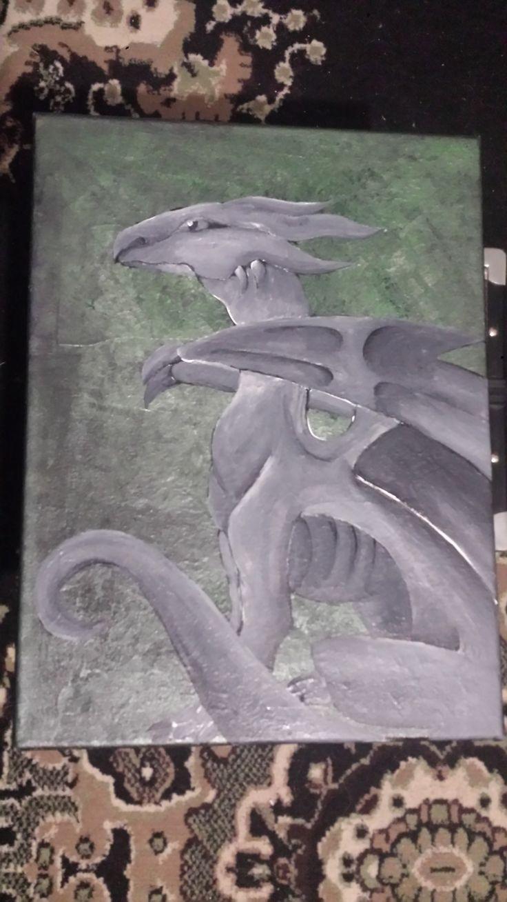 Grey Dragon
