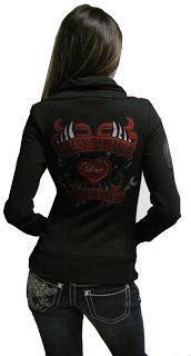 http://www.adventureharley.com/harley-davidson-jacket-womens-activewear-hoodie-sweatshirt-jacket-black