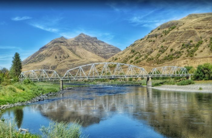 HELLS CANYON  = This Road Trip Through Idaho's Canyon Country Is Absolutely Awe-Inspiring