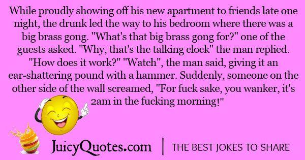 Funny Alcohol Jokes - 1