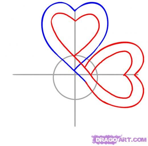 How to Draw a Celtic Clover Knot