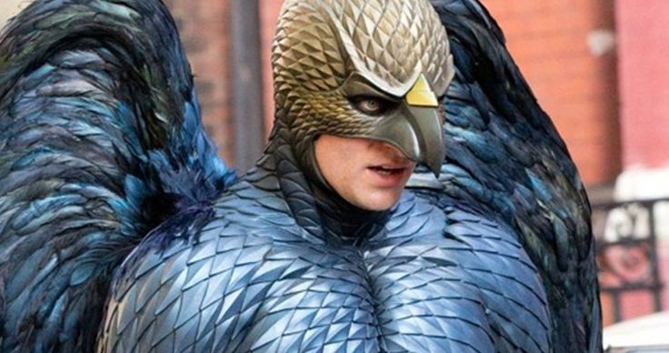 'Birdman Returns' Trailer: Michael Keaton Spoofs 'Batman Returns' -- Take a look at one of the fake movies referenced in Fox Searchlight's indie hit 'Birdman', starring Michael Keaton as Riggan Thompson. -- http://www.movieweb.com/birdman-returns-trailer-michael-keaton-batman