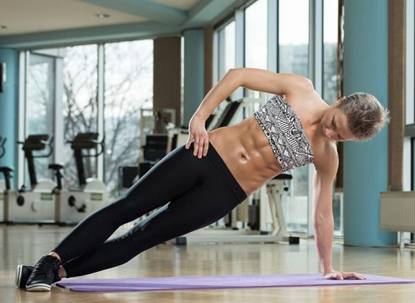You've tried every ab exercise in existence, but they just won't pop.