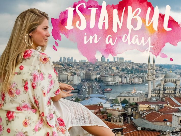 Blonde Abroad's Istanbul guides