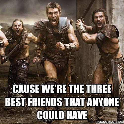 spartacus meme