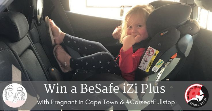 My obsession with the BeSafe iZi Plus {WIN}