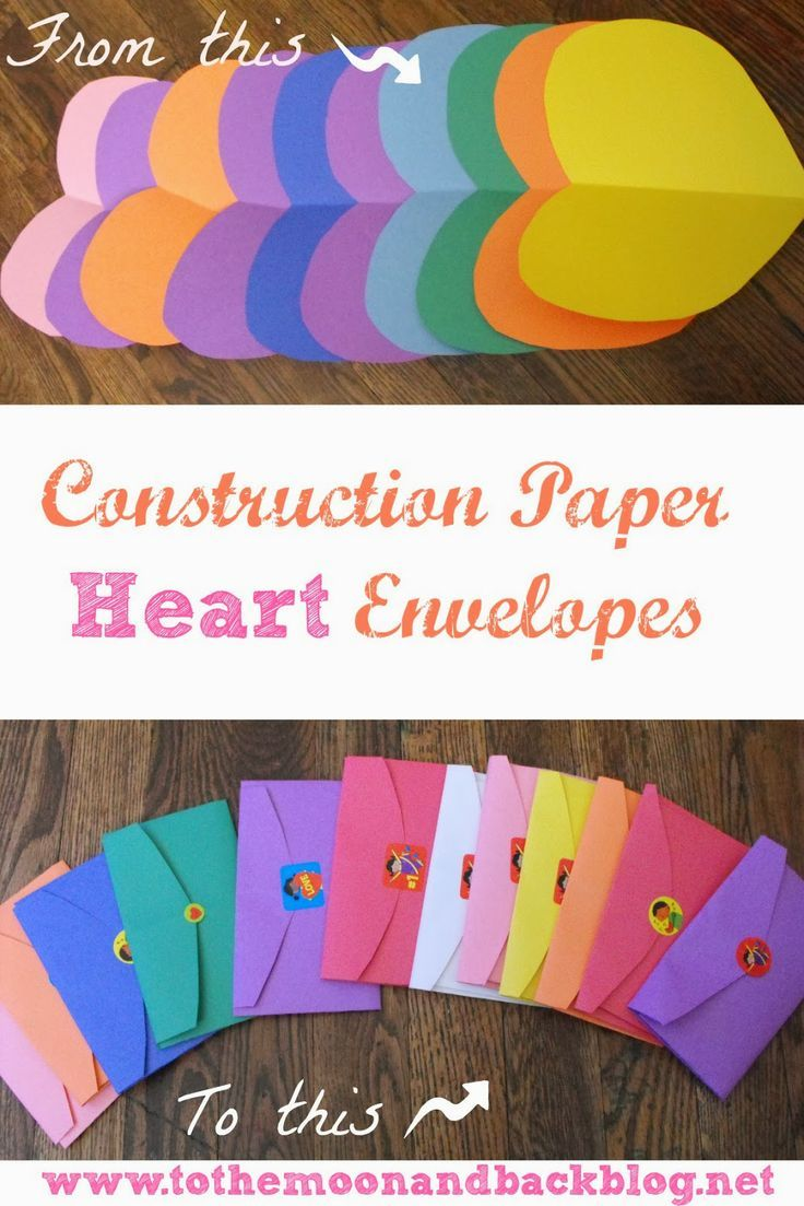 247 best Valentines Day Love images – Construction Paper Valentine Cards