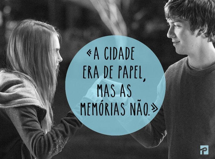 #PaperTowns @johngreen <3 www.presenca.pt/livro/cidades-de-papel/