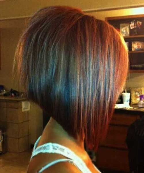 Layered Medium Bob Hairstyle for Thick Hair - YouTube  |Bobbed Hair For Thick
