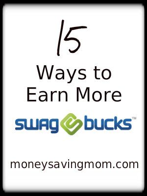 15 Ways to Earn More Swagbucks: Maximize your earnings!
