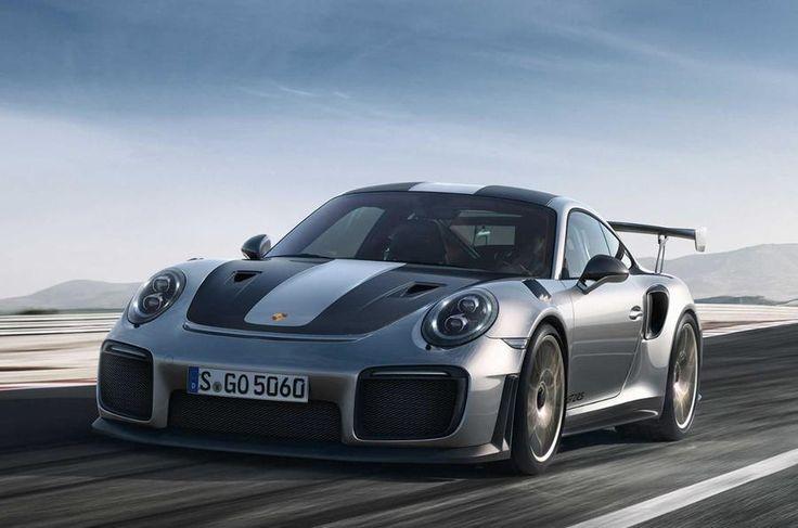 700bhp Porsche 911 GT2 RS - pictures leak ahead of Goodwood debut