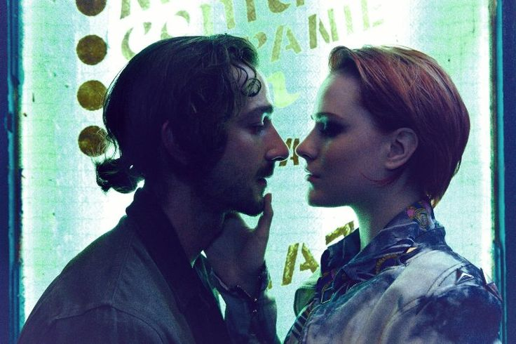 Shia LaBeouf and Evan Rachel Wood in The Necessary Death of Charlie Countryman (2013)