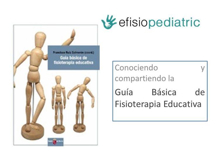 Guía Básica de Fisioterapia Educativa,