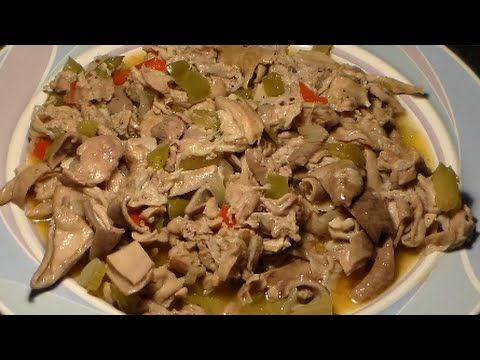 How To Clean, Prepare, And Cook Chitterlings & Hog Maws| Soul Food Chitl...