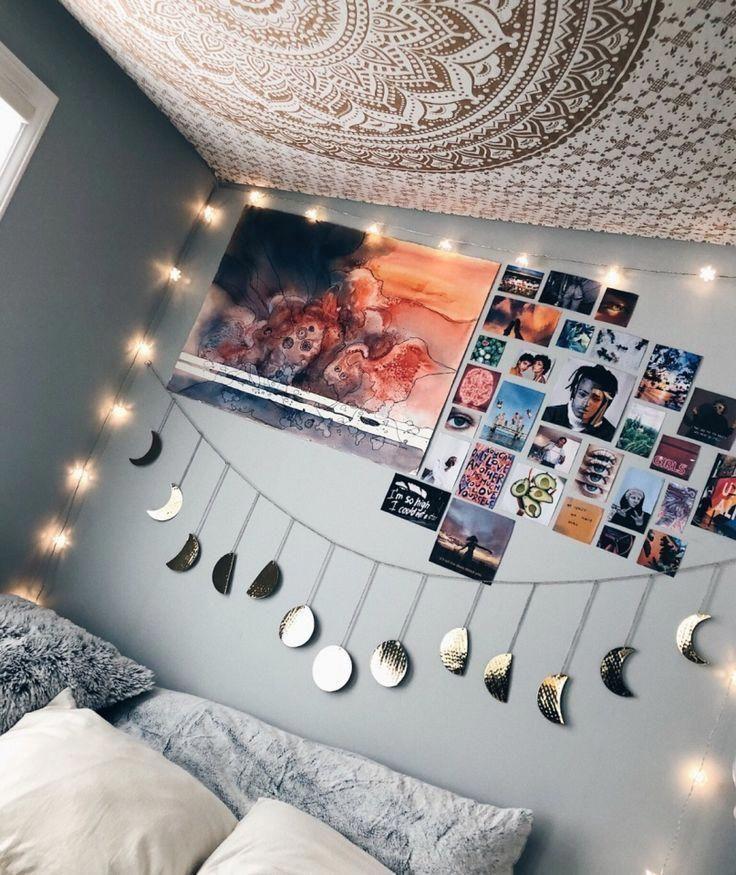 Pin By Sᴀɴɴɪ On Bedroom Elegant Dorm Room Room Inspo