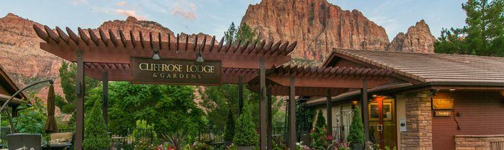 Cliffrose Lodge & Gardens (Zion)