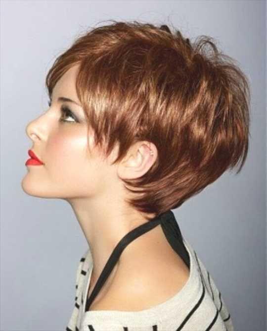 Frisuren damen kurz 2012