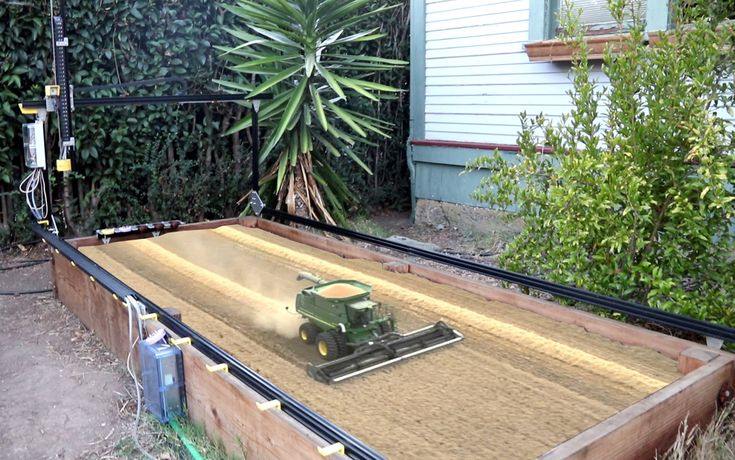I can't believe I only found out about Farmbot Genesis last night. Yet there are videos on YouTube about it dating back 6 months ago! Why hasn't the Internet gone Crazy!? Hello!? #Farmbot, #OrganicGarden, #VegetableGarden