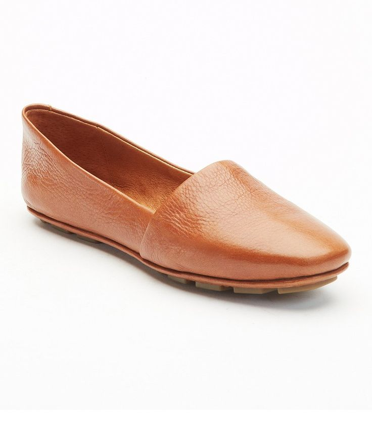 Medium Brown:Kenneth Cole New York Jayden Slip On Shoes