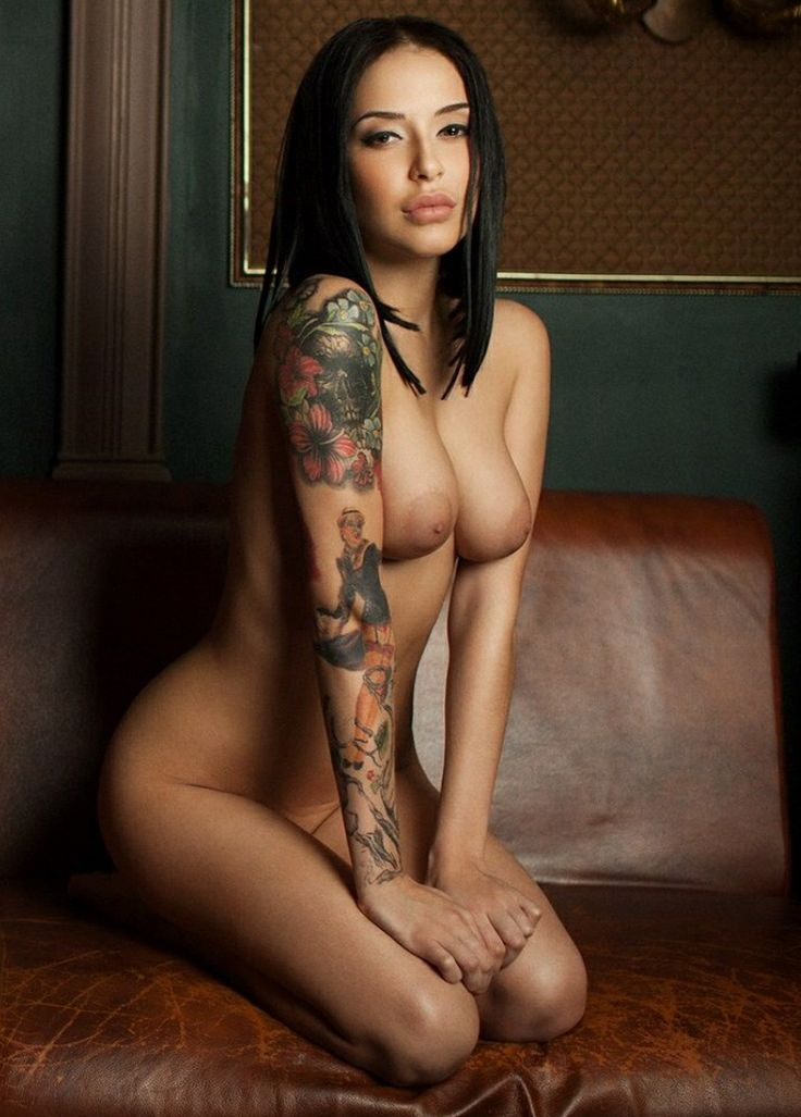 naked sexy tattooed latina women