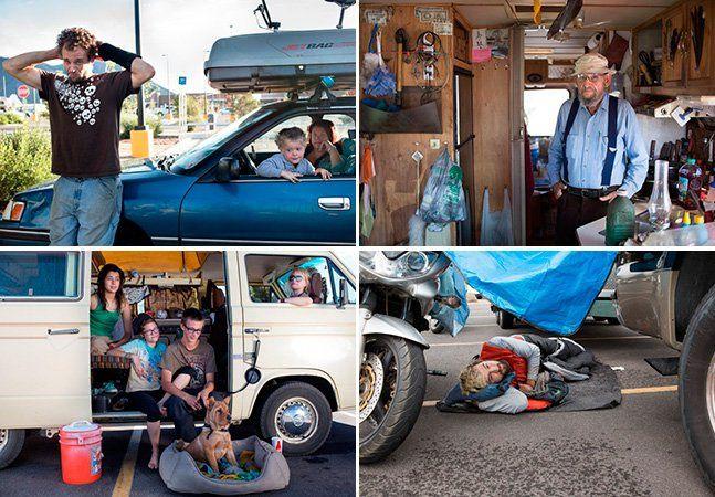 Se você já viajou sem destino, preparado para fazer do carro a sua casa, sabe como pode ser difícil encontrar um lugar onde parar pra dormir. Isso é ainda mais verdade quando falamos dos Estados Unidos, onde as leis são bem restritivas e variam de cidade pra cidade. Por isso, a ideia da rede de lojas Walmart - deixar que os viajantes usem seus estacionamentos espalhados pelo país pra dormir nos carros - acabou criando uma espécie de subcultura, um grupo com traços comuns e um estilo de vida…