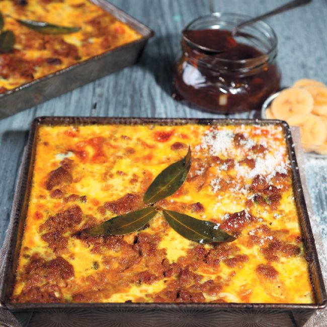 Treat them to this show-stopping bobotie, a classic favourite