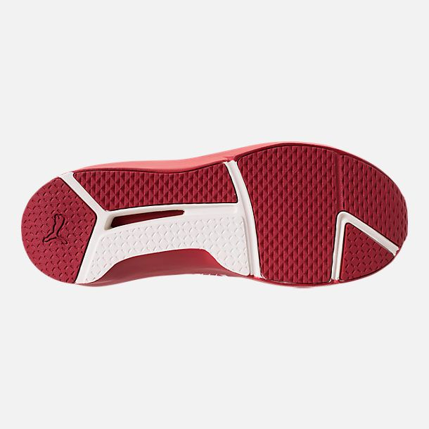 online store aa1b6 e0af2 Bottom view of Unisex Puma Fierce Core Mono Casual Shoes in ...