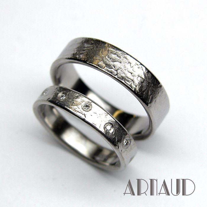 titanium trouwringen 037