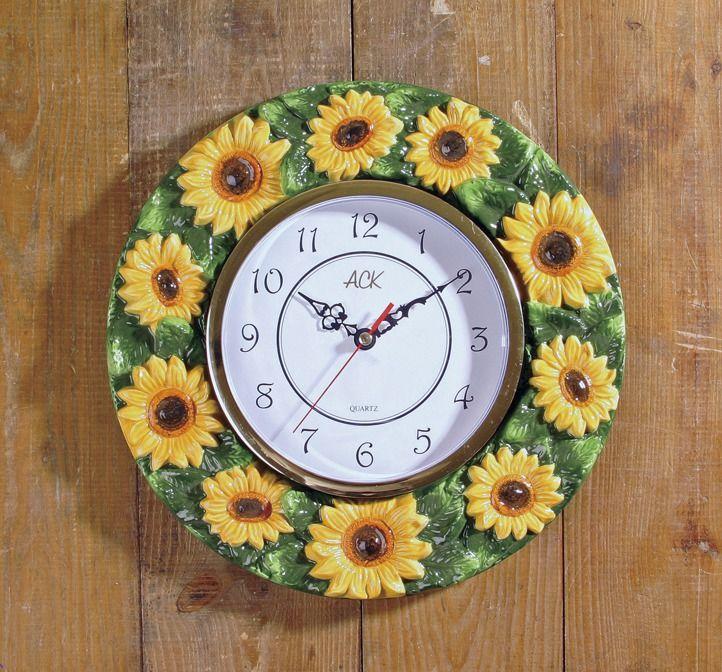 Sunflower themed Kitchen | , Lovely Sunflower Kitchen ...