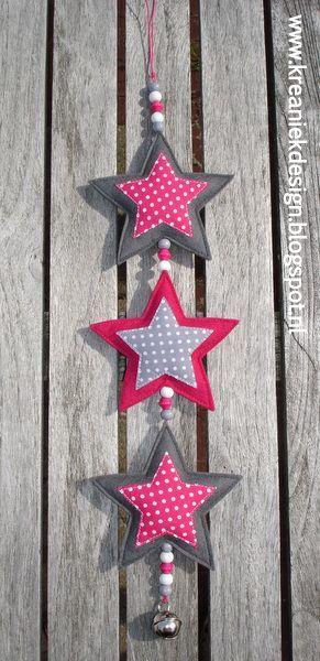 Sternen Girlande // idee