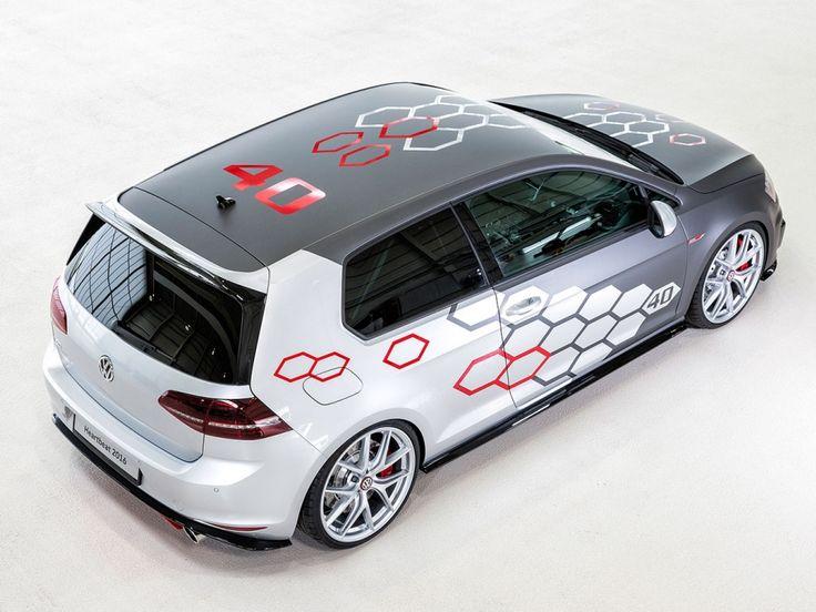 GTI-Treffen 2016: VW Golf GTI Heartbeat | Bild 8 - autozeitung.de -nicht schlecht was die Azubis so machen-