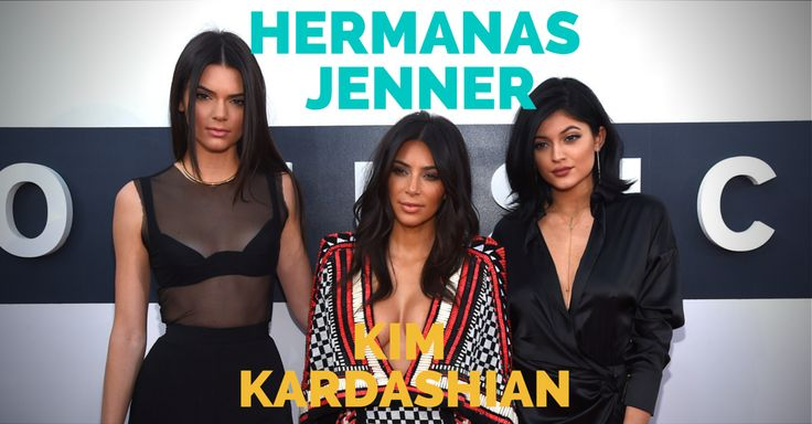 Las Jenner en competencia contra Kim Kardashian #Sexy #Kim #Kardashian #KendalJenner #Jenner