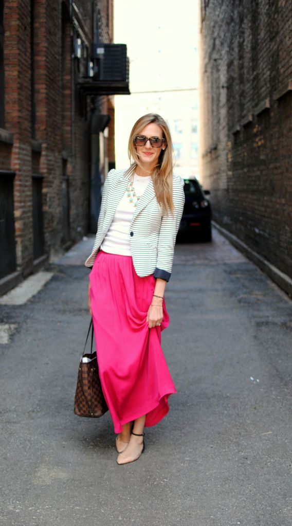 Weekend inspiration....I love this look