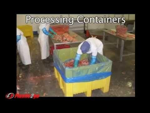 Artikel dan video tentang box plastik, kontainer besar dan palet