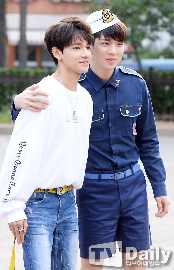 Samuel and Hoeseung