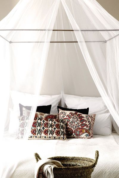 San Giorgio Mykonos Design Hotel Project cute having mosquito net curtain suspended from ceiling not just frame of four poster bed!