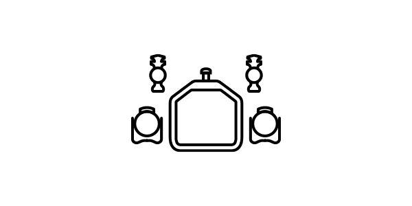 Autó Ikonok a falra - Dekoráció nem csak nőknek,  #dekoráció #design #díszítés #férfi #ikon #iroda #kép #kickstarter #lakás #ötlet #poszter, http://www.otthon24.hu/auto-ikonok-a-falra-dekoracio-nem-csak-noknek/