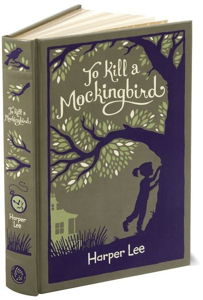 Barns Noble, Atticus Finch, Noble Leatherbound, Favorite Book, To Kill A Mockingbird Book, Leatherbound Classic, Good Books, High Schools, Harpers Lee