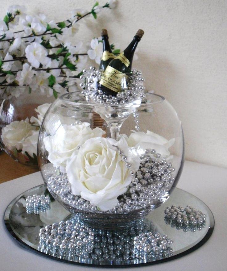 Fish Bowl Wedding Centrepiece Ideas: 40 Best Images About Fish Bowl Centerpieces On Pinterest