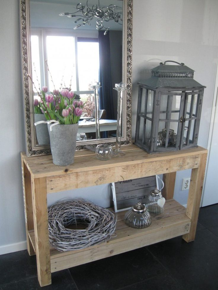 sidetable pallethout - Google Search
